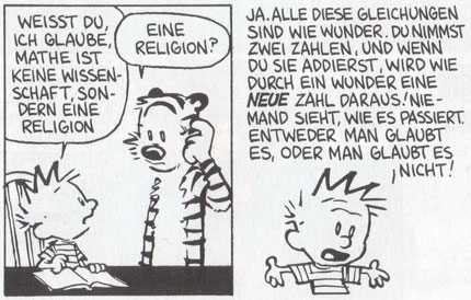mathereligion